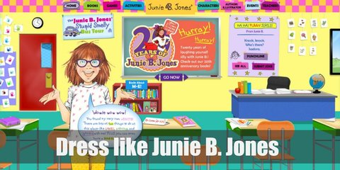 Junie B. Jones Costume