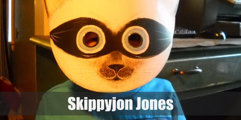 Skippyjon Jones Costume