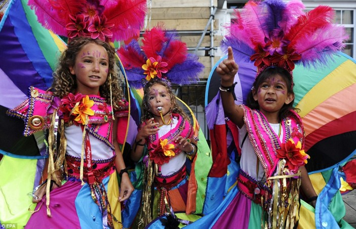 brazil carnival prism princess