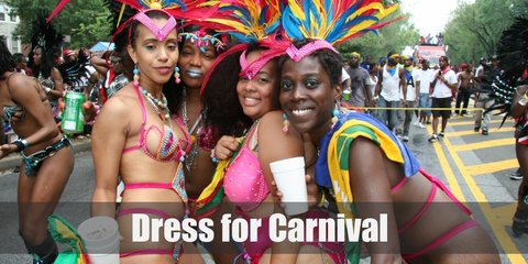 Three different locations celebrating one people! Join the people of the Caribbean islands and indulge in their colorful parades and exciting festivities!
