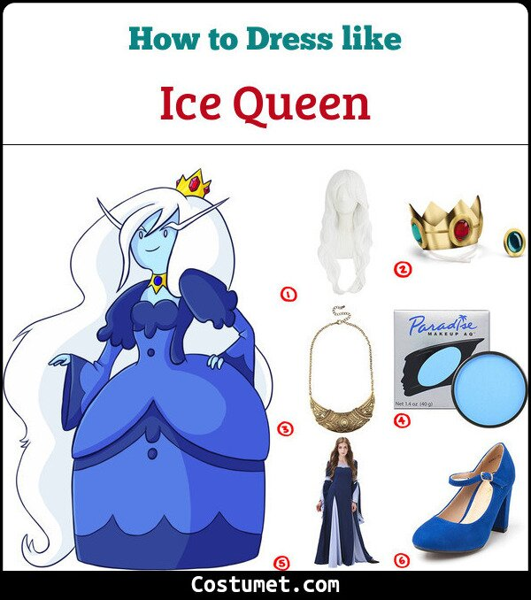 Ice Queen Cosplay & Costume Guide