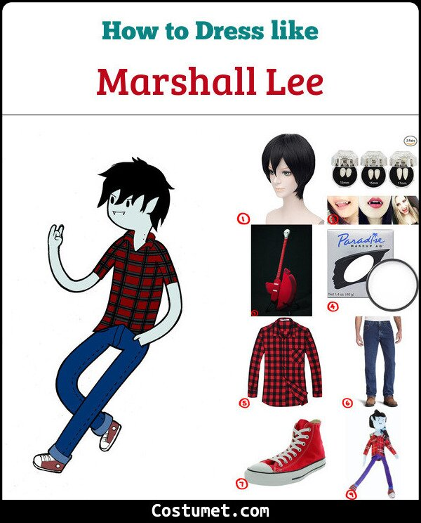 Marshall Lee Cosplay & Costume Guide
