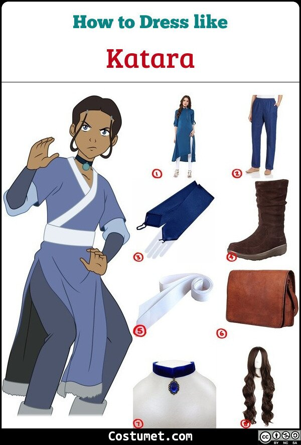 Katara Cosplay & Costume Guide