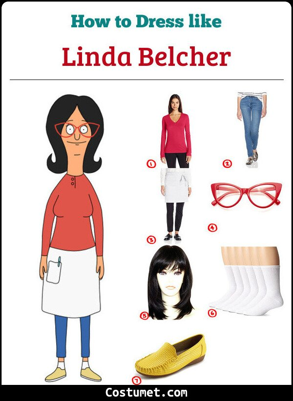 Linda Belcher Cosplay & Costume Guide