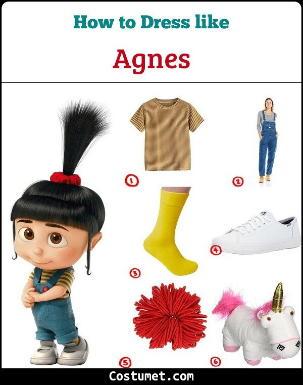 Agnes Cosplay & Costume Guide
