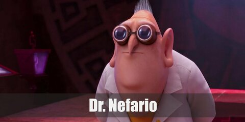 Dr. Nefario (Despicable Me) Costume
