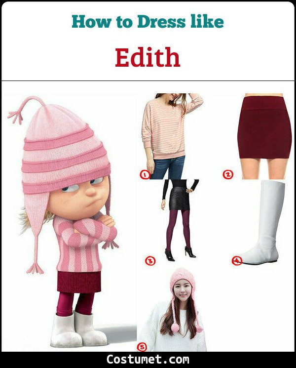 Edith Cosplay & Costume Guide