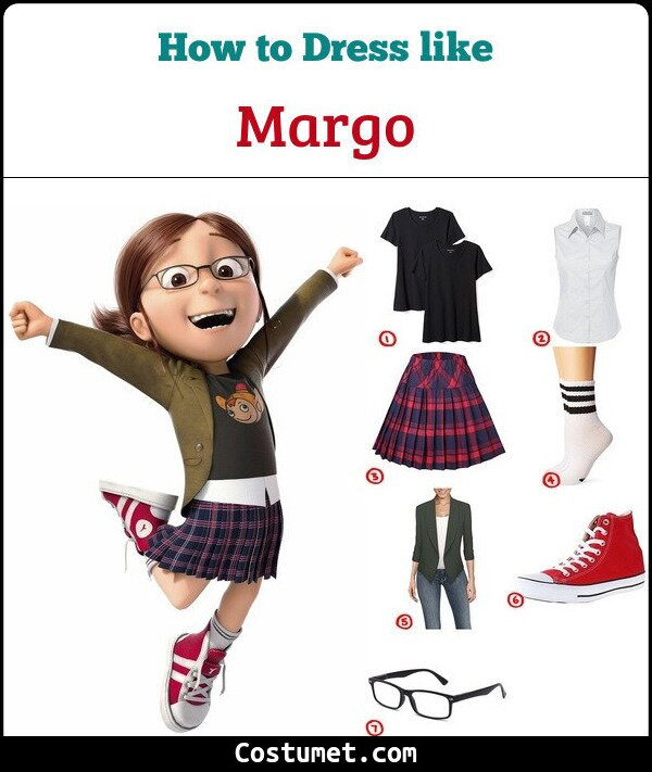 Margo Cosplay & Costume Guide