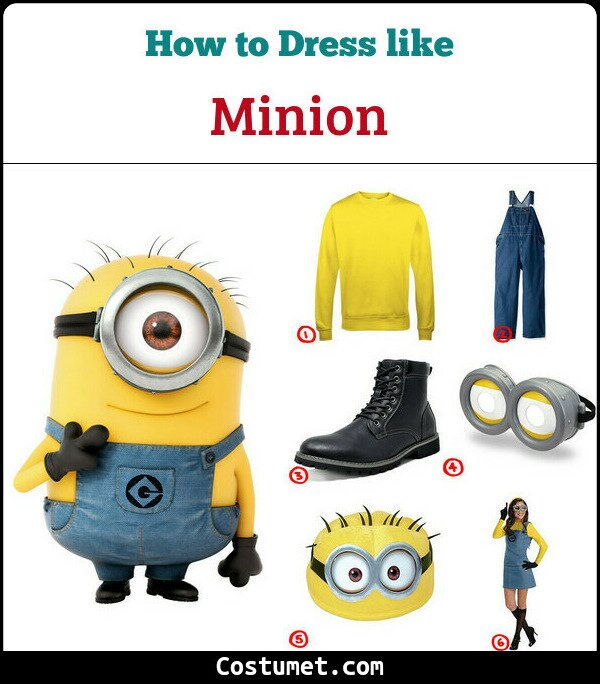 Minion Cosplay & Costume Guide