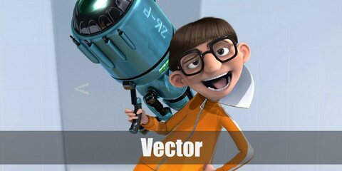 Vector (Despicable Me) Costume