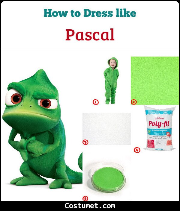Pascal Cosplay & Costume Guide