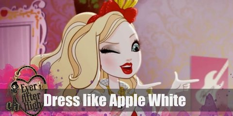Apple White (Ever After High) Costume
