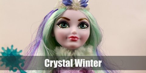 Crystal Winter (Ever After High) Costume
