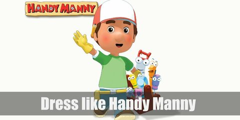 Handy Manny & Kelly Costume