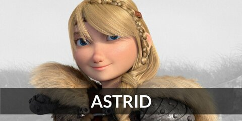 Astrid (How To Train Your Dragon) Costume