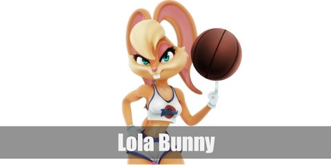 Lola Bunny (Space Jam) Costume