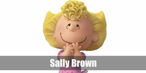 Sally Brown (Peanuts) Costume