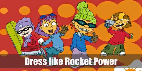 Rocket Power Costume