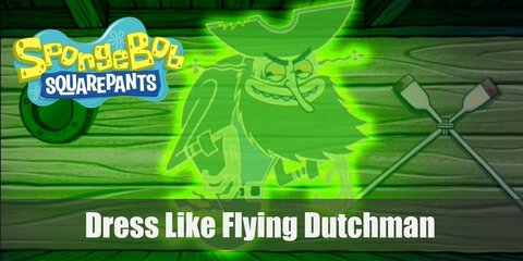 The Flying Dutchman from Spongebob Squarepants Costume