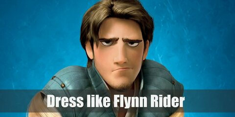 Dress Like Flynn Rider (Tangled) Costume