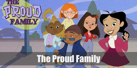 Penny Proud (The Proud Family) Costume