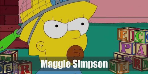 Maggie Simpson (The Simpsons) Costume