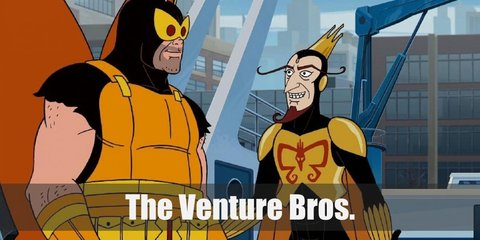 The Venture Bros. Costume