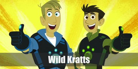 Wild Kratts Costume