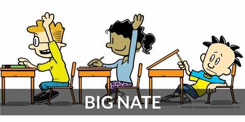 Big Nate Costume