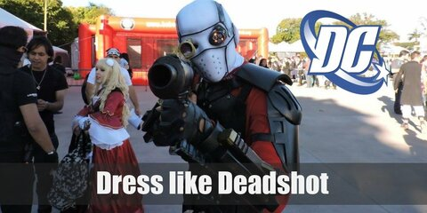 Deadshot from Suicide Squad Costume
