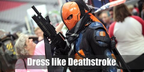 Dress like Deathstroke from DC Comics Costume