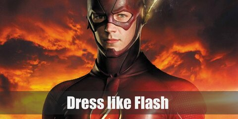 Dress Like the Flash Costume