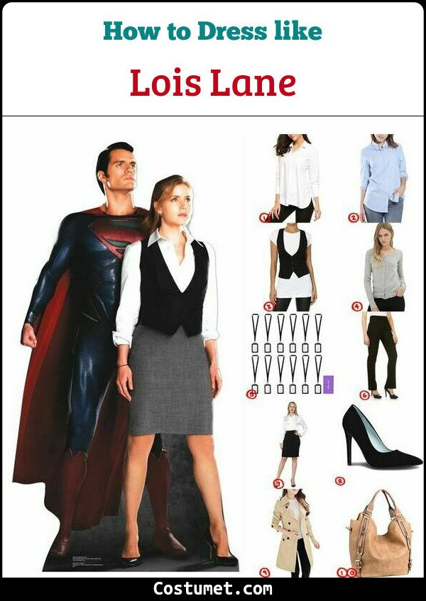 picture relating to Lois Lane Press Pass Printable named Lois Lane Gown for Halloween 2019