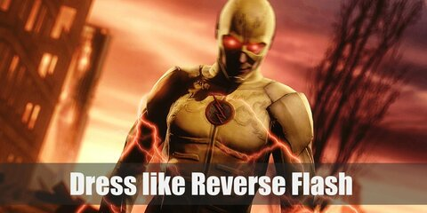 Reverse-Flash Costume