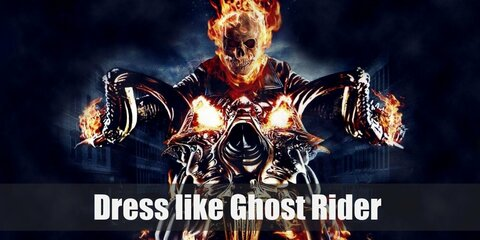 Ghost Rider (Marvel) Costume