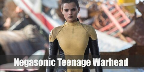 Negasonic Teenage Warhead Costume