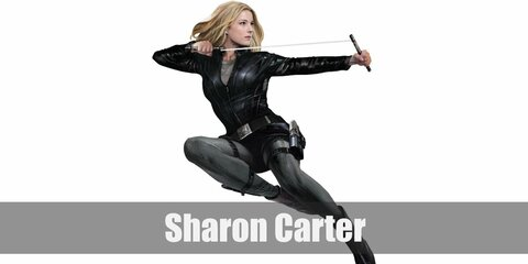 Sharon Carter (Agent 13) Costume