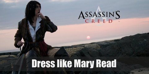 Mary Read Costume