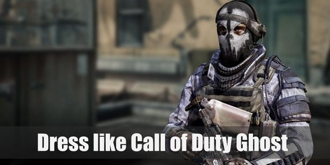 Call of Duty Ghost Costume