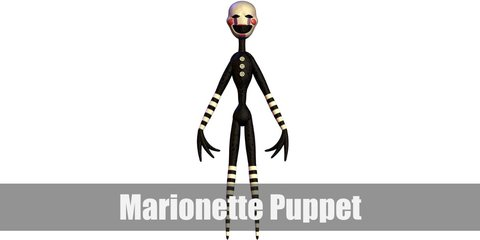 Marionette/The Puppet (Five Nights at Freddy's) Costume