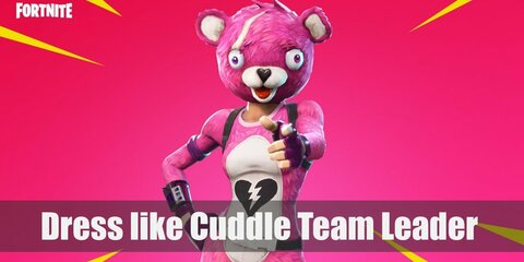 Cuddle Team Leader (Fortnite) Costume