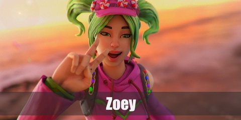 Zoey (Fortnite) Costume
