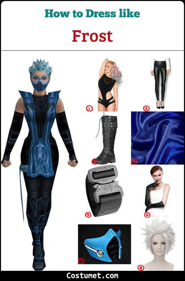 Frost Cosplay & Costume Guide