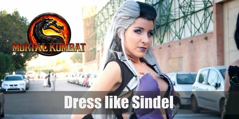 Sindel from Mortal Kombat Costume