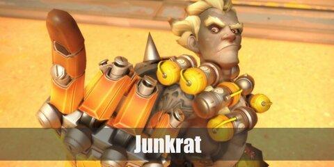 Junkrat (Overwatch) Costume