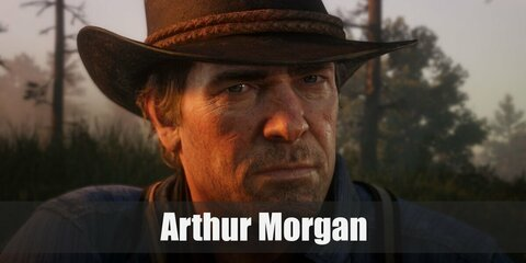Arthur Morgan (Red Dead Redemption) Costume