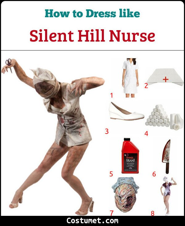 Nurse Cosplay & Costume Guide