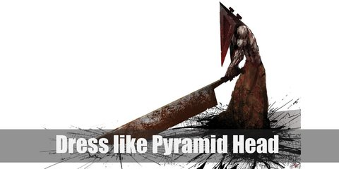 Dress Like Pyramid Head (Silent Hill) Costume Guide