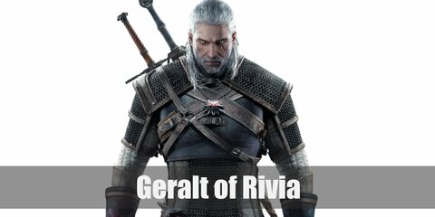 Geralt of Rivia (The Witcher) Costume