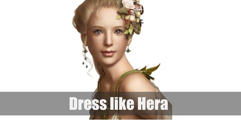 Hera the Greek Goddess Costume
